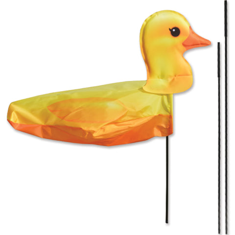 Windicator Recumbent Bike Flag - Rubber Ducky