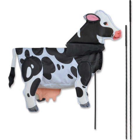 Windicator Recumbent Bike Flag - Cow
