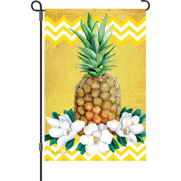 12 in. Flag - Pineapple