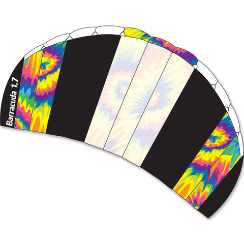 Barracuda 1.7 Kite - Tie Dye