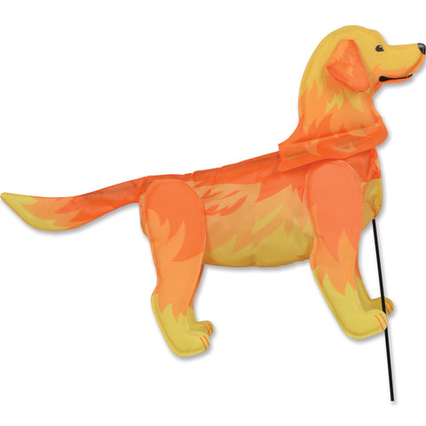 Windicator Weather Vane - Golden Retriever