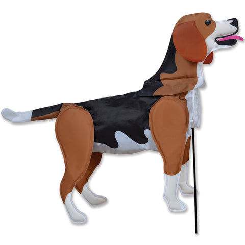 Windicator Weather Vane - Beagle Dog
