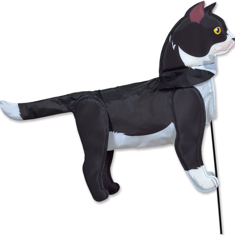 Windicator Weather Vane - Tuxedo Cat