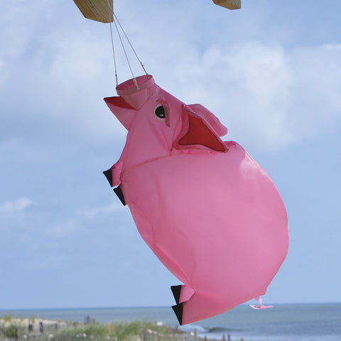 28 in. Pig Windsock