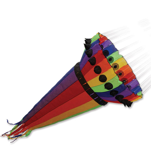 10 ft. Rainbow Wind Cone