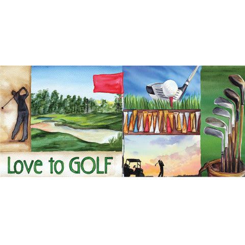 Windsock - Love To Golf