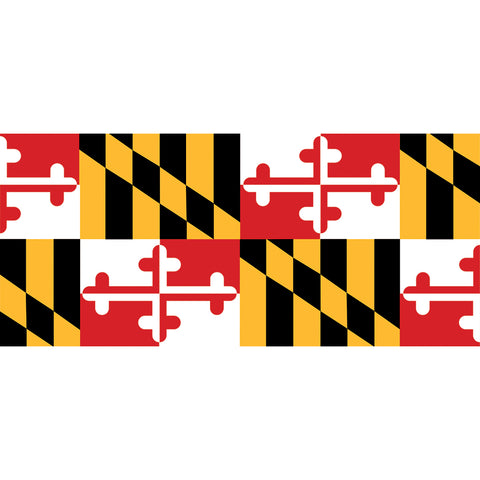Windsock - Maryland Flag