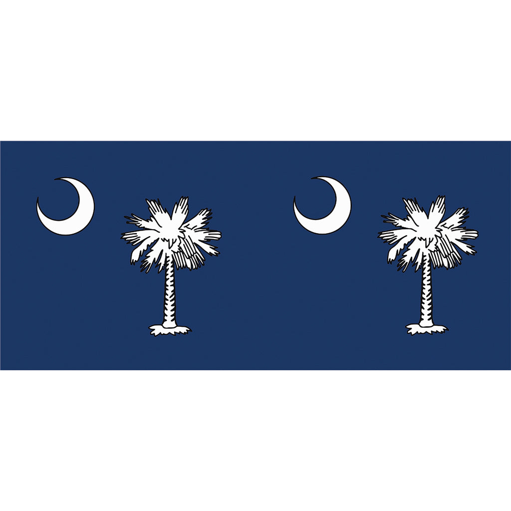 Windsock South Carolina Flag Premier Kites Designs
