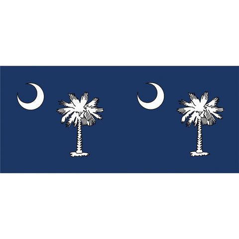 Windsock - South Carolina Flag