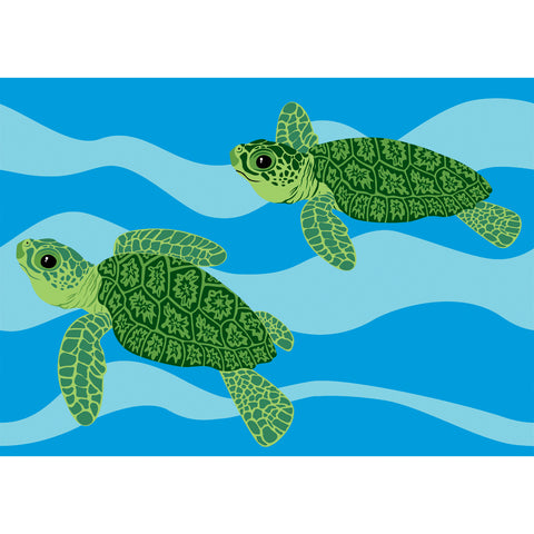 Windsock - Sea Turtles