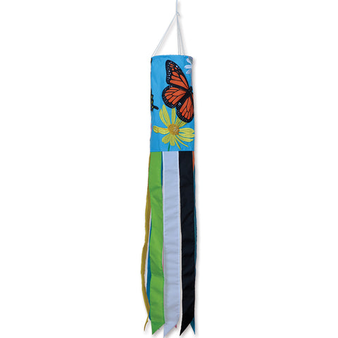 Applique Windsock - Butterflies