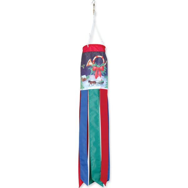 28 in. Windsock - Holiday Horn