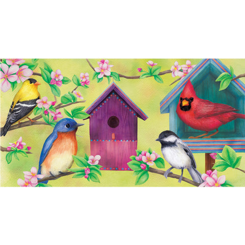 28 in. Windsock - Home for the Birds