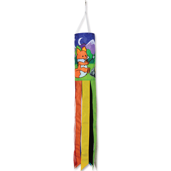 40 in. Windsock - Camping Critters