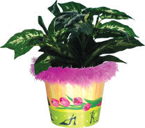 Flower Pot Cover - Shopping Spree
