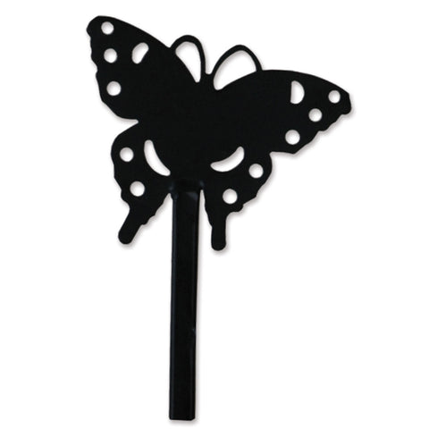 Butterfly Flag Finial