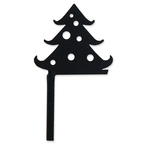 Christmas Tree Flag Finial