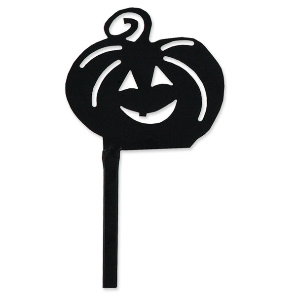 Pumpkin Flag Finial