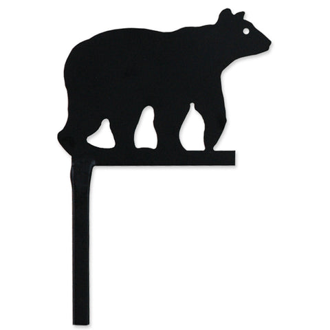 Bear Flag Finial