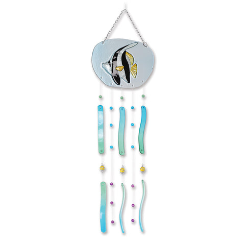 Fish Wind Chime - Pennant Butterfly