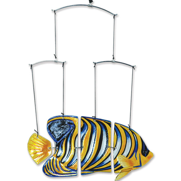 Glass Fish Mobile - Regal Angel