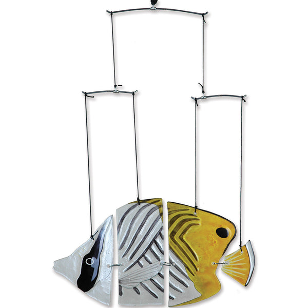 Glass Fish Mobile - Threadfin