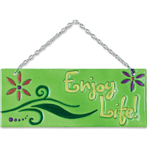 Glass Expression - Enjoy Life