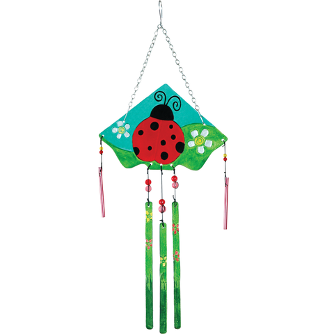 Glass Kite - Ladybug Easy Flyer