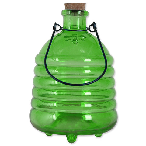 Traditional Wasp Trap - Green