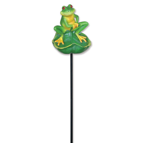 Bird Feeder - Green Frog