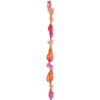 6 in. Fuzzi Tail - Pink Gradient