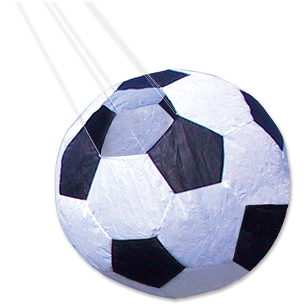 13 in. Soccer Ball w/ Pole