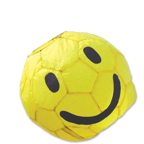 13 in. Smiley Ball w/ Wall Mount