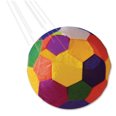 13 in. Rainbow Ball