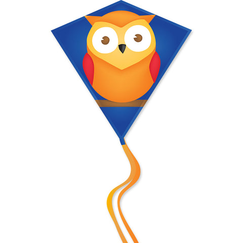 30 In. Diamond Kite - Owl (Bold Innovations)