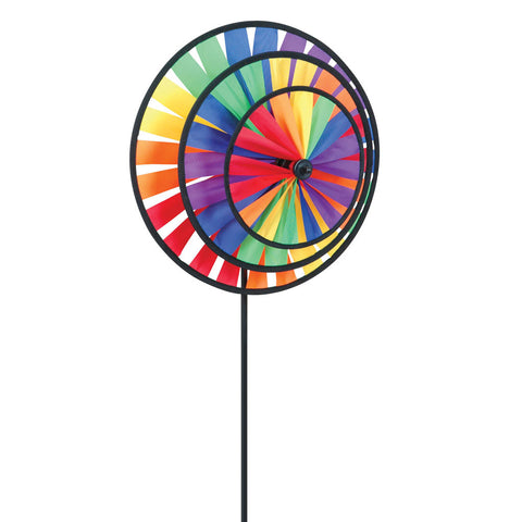 Rainbow Triple Wheel Spinner (Bold Innovations)