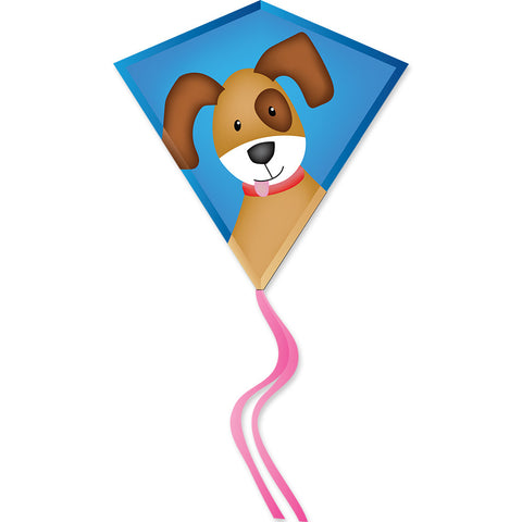 30 In. Diamond Kite - Puppy (Bold Innovations)