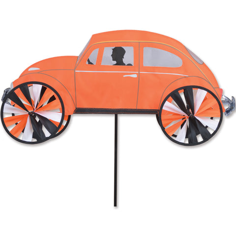 Classic Orange Beetle VW Spinner