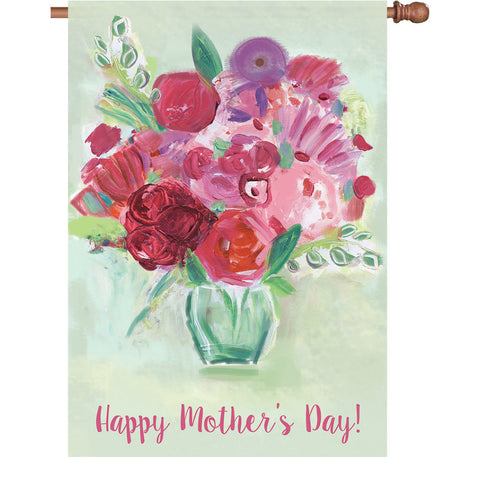 28 in. Flag - Mother's Day Bouquet