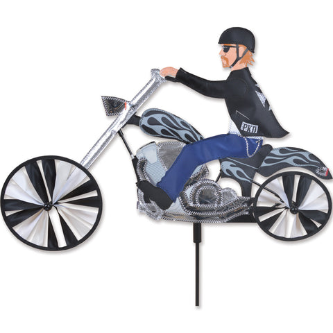 25 in. Chopper Motorcycle Spinner