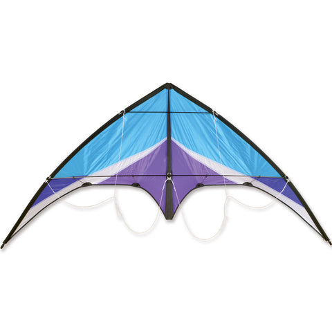 Addiction Pro Sport Kite - Blue
