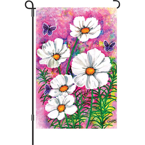 12 in. Flag - Cosmos Cluster