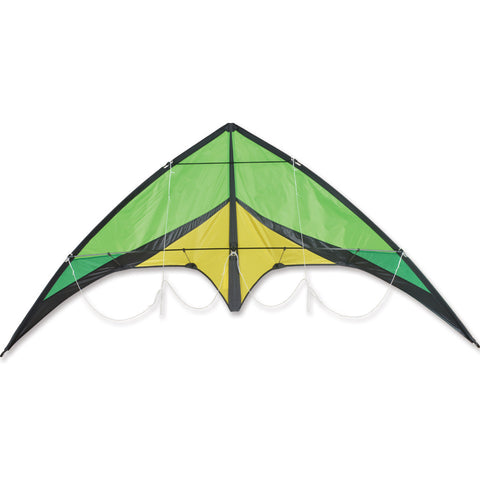 Addiction Pro Sport Kite - Green