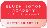 Blushington Certified Makeup Artist