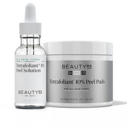 The BeautyRx Progressive Peel 2 Step