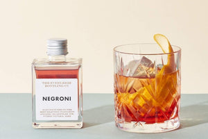 Load image into Gallery viewer, Negroni Bottled Cocktail