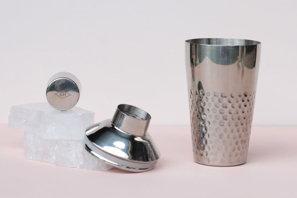 Load image into Gallery viewer, Stainless Steel Cocktail Shaker