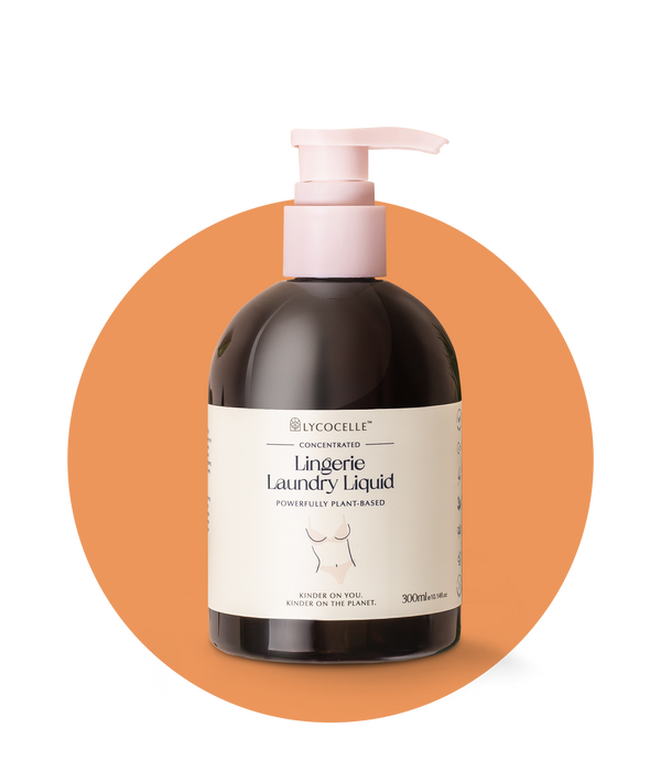 Concentrated Lingerie Laundry Liquid 300ml