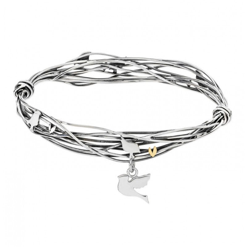 Three little birds bangle - BB