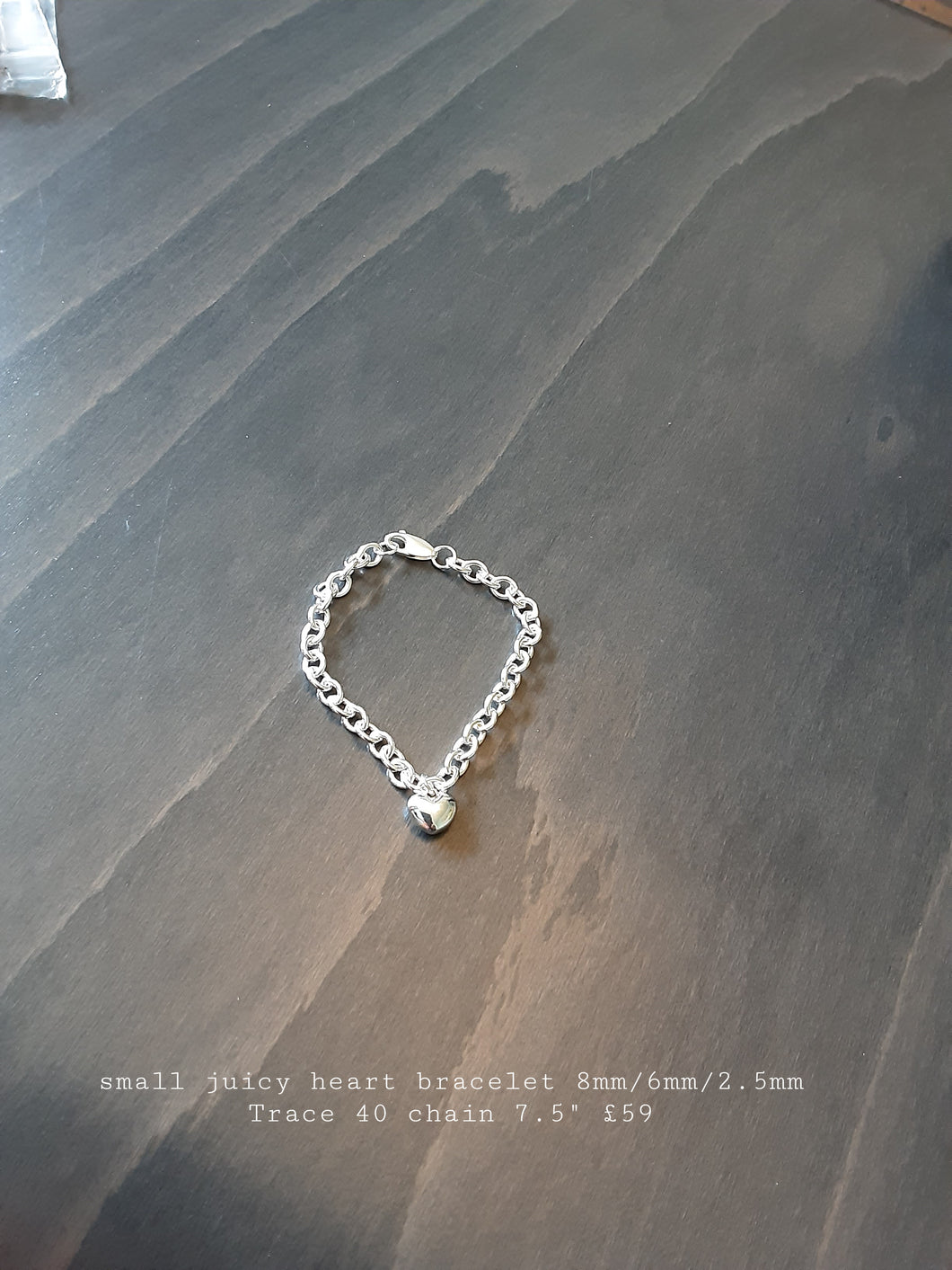 Juicy Heart Small bracelet